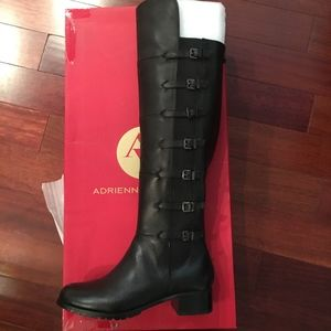 NWT - Over the Knee Boots by Adrienne Vittadini